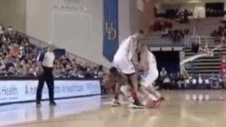 Nate Robinson Dribbled His ENTIRE Body Through The Legs Of Defender With Some Globetrotters Level Skill