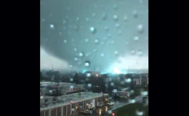 new orleans tornadoes