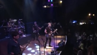 New Nickleback Song 'I Like The Freckles On Your Feet' Is Something Special