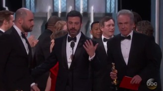 'Ozzy Man' Narrating The Biggest F*ck Up In Academy Awards History Is Peak Level Comedy