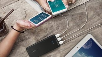 Power Everything You Own With RAVPower's 22000mAh 3-Port Power Bank For Less Than $30 Today