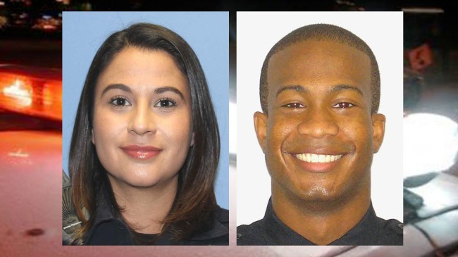 Scorned wife leads to two Texas police officers' firings