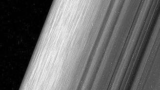 Prepare To Be Astonished: NASA's Cassini Spacecraft Captures The Most Detailed Photos Of Saturn's Rings Ever