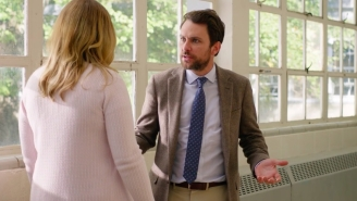 Here's Charlie Day Joking About Teachers Doing Meth In A Clip From The Forthcoming Movie 'FIST FIGHT' With Ice Cube
