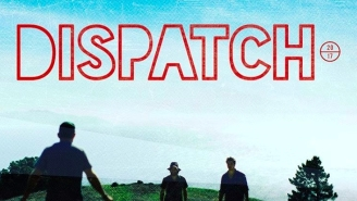 BROS! BROS!! BROS!!!! DISPATCH JUST DROPPED A NEW SONG AND ANNOUNCED THEIR FIRST TOUR IN FIVE YEARS!!!!!!!!!!!!