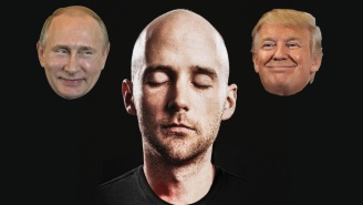 Moby From The Top Rope With Claims Of DAMNING Information About Donald Trump's Ties To Russia!!!