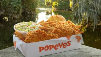 Burger King Just Bought Popeyes For $1.8 Billion