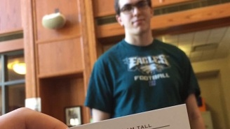 Tall Bro Comes Up With A Business Card To Answer Very Basic Questions Everyone Asks Tall Dudes