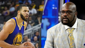 Shaq Tells JaVale McGee 'I'll Smack The S**t Out Yo Bum Ass' In HEATED Twitter Exchange