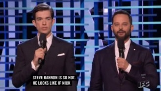 Nick Kroll And John Mulaney Skewer A Ton Of Hollywood Celebrities While Co-Hosting The 2017 Spirit Awards