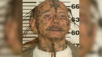 U.S. Marshals Are Trying To Find This Asshole Who Is An Early Front Runner For Mug Shot Of The Year
