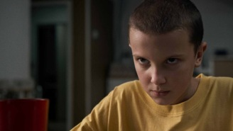 Eleven Unveiled A Wild New Look For 'Stranger Things' Season Two, Plus Major New Plot Details Are Revealed
