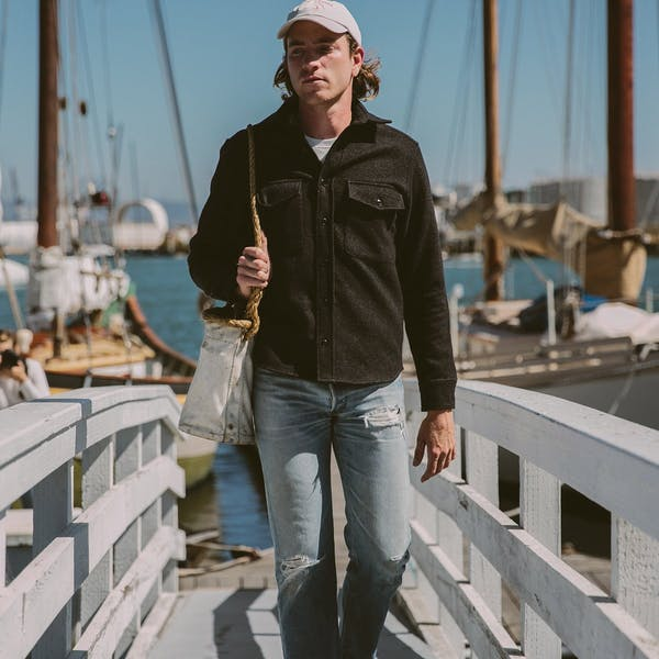 Taylor Stitch Shirt Jacket