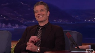 Timothy Olyphant's Story About Smoking Some Of Willie Nelson's VERY Potent Weed Is Absolutely A+