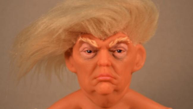 trump troll doll