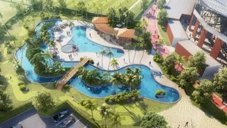 UCF Is Building A Lazy River For It's $25 Million 'Village' For Student-Athletes