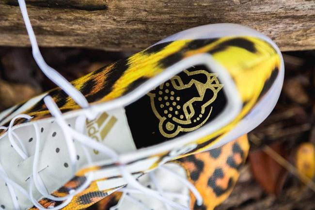 Adidas Football Uncaged Cheetah adizero 5-Star 40 Cleats