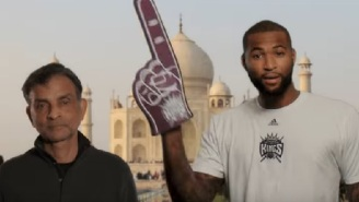 Kings Reportedly Made Awful DeMarcus Cousins Trade Because Their Owner Thinks Buddy Hield Is The Next Steph Curry