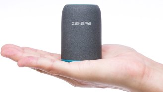 Bring Your Music Anywhere With ZENBRE's Compact M4 Wireless Bluetooth Speaker