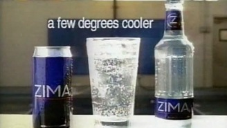 Zima Is Coming Back (Again) But Only For The Summer, So Drink The '90s While You Can