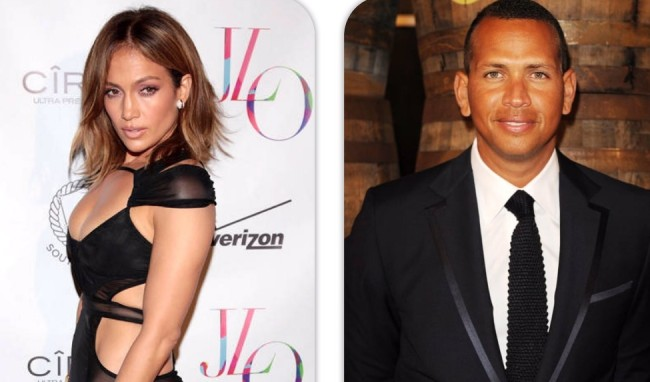 Alex Rodriguez Dating Jennifer Lopez