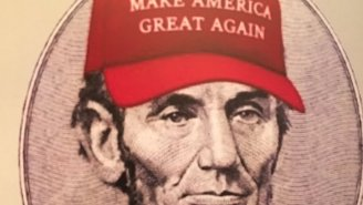 Chelsea Clinton Asks If Pic Of Abraham Lincoln Wearing MAGA Hat Is Real – Twitter Responds With Snark