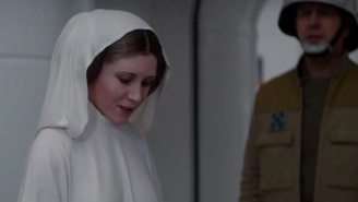 Meet The Little-Known Actress Who Secretly Played Young Princess Leia In 'Rogue One'