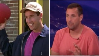 Adam Sandler Reminisces About Making Small Children Cry In The 'Billy Madison' Dodgeball Scene