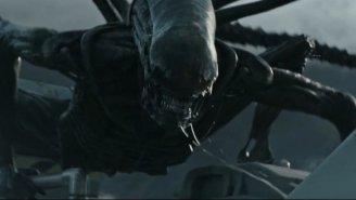 New Trailer For 'Alien: Covenant' Gives You First Full Look At A Giant And Ferocious Xenomorph In Action
