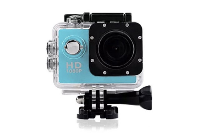 All PRO Action Sports Waterproof HD 1080P Camera