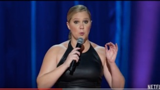 Amy Schumer's New Stand Up Special Is Getting Absolutely Lambasted By Netflix Users