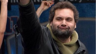 Artie Lange Is Nearly Unrecognizable In His Mugshot After Getting Arrested For Drug Possession