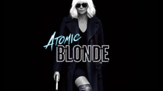 Charlize Theron Is A Ruthless Assassin In The Super Sexy New 'Atomic Blonde' Red Band Trailer