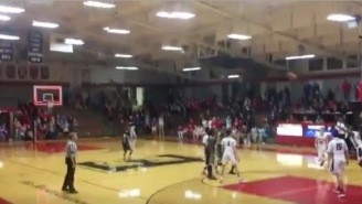 Indiana High School State Tournament Game Ends In An Insane FULL Court Buzzer Beater You Gotta See