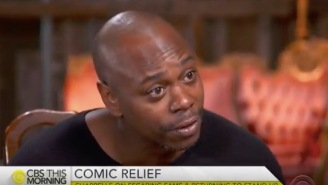 Dave Chappelle Clears The Air On Why 'Key And Peele' Hurt His Feelings