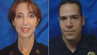 Police Sergeants Fired After They Were Caught On Video Having Sex While On Duty