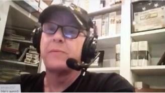 Curt Schilling Calls Hillary Clinton A 'Skank' In Bizarre Homemade Video