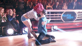 'Dancing With The Stars' Featured An Accidental Crotch Grab And Of Course, The Internet Took Notice