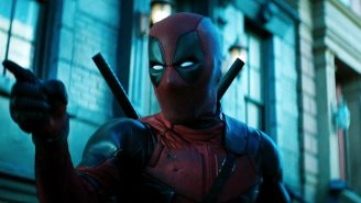 Check Out The Surprise And Hilarious 'Deadpool 2' Trailer That Airs Before 'Logan'
