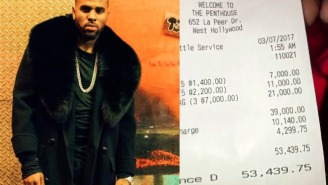 Jason Derulo Spent Over $70,000 At The Strip Club, Claims It's A Legit Business Write Off