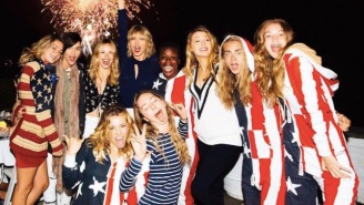 Ed Sheeran Says That He's Hooked Up With Some Of Taylor Swift's Friends, Huge Victory For Gingers Worldwide