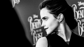 Private Emma Watson Photos Stolen And Leaked Online, Including 'Nudes' Which Her Reps Deny Is Her