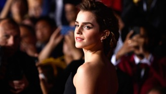 Emma Watson Had An A+ Response To The Haters Trying To Shame Her For Posing Semi-Topless