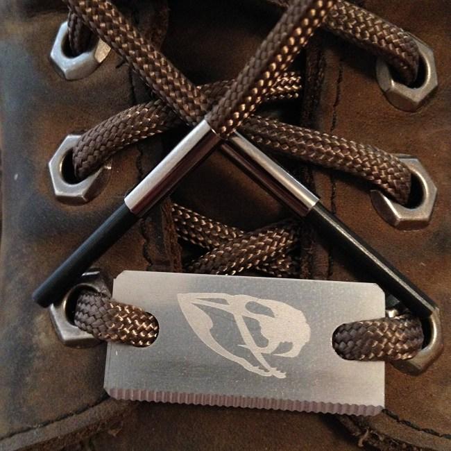 Ferro Rod Survival Laces