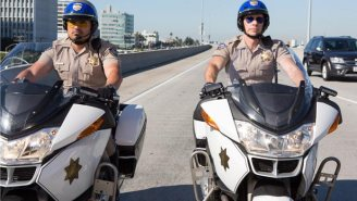 The Red Band Trailer For 'Chips' Offers Some Sage Advice About Salad Tossing