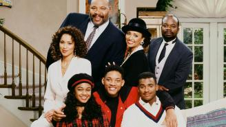 'Fresh Prince Of Bel-Air' Cast Reunion Is All That And A Bag A Chips