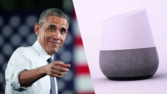 Google Home Has A Very Unexpected Response When Asked If Barack Obama Is Planning A Coup