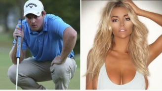 PGA Tour Rookie Grayson Murray Is The Latest Athlete To Thirst For Lindsey Pelas On Social Media