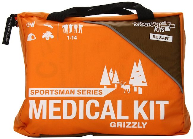 Grizzly First Aid Kit 1