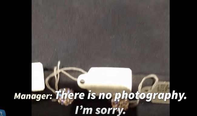 Hidden Camera Exposes Diamond Industry